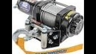 getlinkyoutube.com-How to wire an ATV Winch in 2 minutes. (Superwinch LT3000)