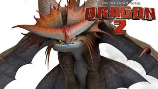 getlinkyoutube.com-How To Train Your Dragon 2 - Hiccup Mother, Valka & Cloudjumper (SECRET DRAGON)  [PS3/XBOX360/Wii]
