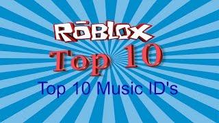 getlinkyoutube.com-(Roblox) Top 10 Remix ID's