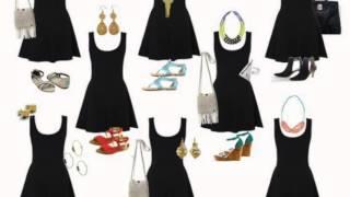 getlinkyoutube.com-Cómo combinar un Vestido Negro (Outfits)