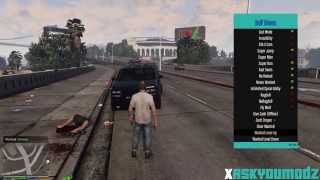 getlinkyoutube.com-Gta5 PC PS3 PS4 XBOX NEW MOD MENU / RECOVERY MENU / AFTER ALL PATCHES [1.28-1.31]