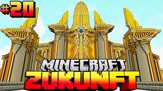 getlinkyoutube.com-Die STADT aus GOLD?! - Minecraft Zukunft #20 [Deutsch/HD]