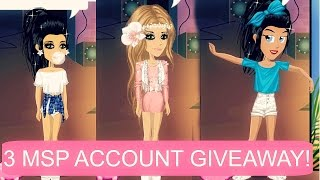 getlinkyoutube.com-Moviestarplanet Account Giveaway 2016! [CLOSED]