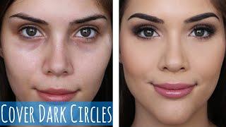 getlinkyoutube.com-How to Cover Dark Circles and Stop Under Eye Creasing!