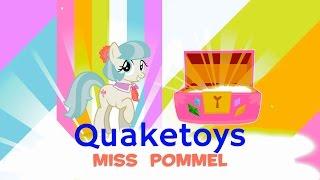 getlinkyoutube.com-My Little Pony Friendship Celebration Cutie Mark Magic App Game with MLP Pony Coco Pommel