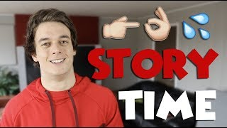 I CAME IN 3 SECONDS   MY FIRST TIME   STORYTIME   Absolutely Blake width=