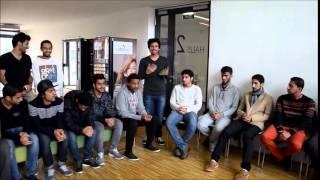 getlinkyoutube.com-أبشري قابـــوس جاء #جمعية الطلبة العمانيين في النمسا