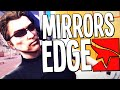 Mirrors Edge Funny Moments Gameplay - BEST PARKOUR GAME EVER [FREE ROAM]