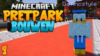 getlinkyoutube.com-Minecraft Pretpark Bouwen #9 - SPECIALE GAST: Davincstyle