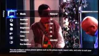 getlinkyoutube.com-Samsung HDTV picture calibration.