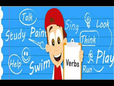 English -Class 5 -Verbs-Transitive and Intransitive Verbs