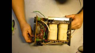 getlinkyoutube.com-Зарядное устройство. Ремонт. Часть 1.