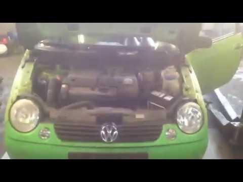Двигатель ДВС Volkswagen Lupo 1,0 бензин