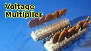 getlinkyoutube.com-Villard Cascade Voltage Multiplier - Theory and Example