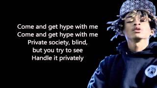 getlinkyoutube.com-Jaden Smith - Scarface Official Lyrics Video