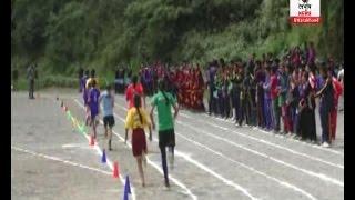 मसूरी : 16वीं क्षेत्रीय एथलेटिक्स प्रतियोगिता का आयोजन