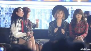 getlinkyoutube.com-Apink react to iKON @ Melon Music Awards 2015 ♬