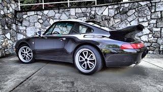 getlinkyoutube.com-Porsche 911(993) Magnus Walker Fifteen 52 Rims & Borla Exhaust Mod - Before & After
