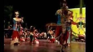 getlinkyoutube.com-Kelindan Sumbay Dance - South Sumatra , Indonesia