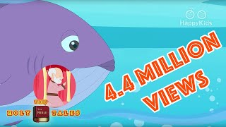 Jonah and the Whale | Stories of GodI Animated Bible Stories | Bedtime Stories For Kids | Holy Tales