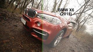 getlinkyoutube.com-BMW X6 2015 (www.buhnici.ro)