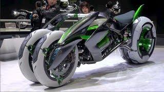getlinkyoutube.com-43rd Tokyo Motor Show