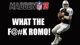 getlinkyoutube.com-WHAT THE F@#K ROMO! Romo and Quin Debut! Madden 16 Ultimate Team