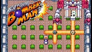 getlinkyoutube.com-Saturn Bomberman [Sega Saturn] - Full Playthrough / Longplay
