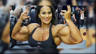 getlinkyoutube.com-Top 10 Most Extreme Female BodyBuilders
