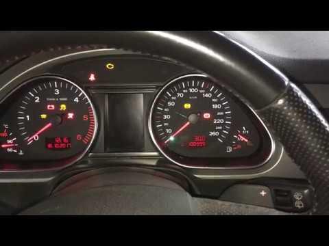 Где датчик охлаждающей жидкости у Audi SQ5
