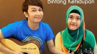 getlinkyoutube.com-Nathan Fingerstyle & Giyanti Han (cover) Bintang Kehidupan