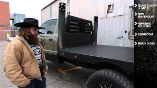 getlinkyoutube.com-Built Diesel 3 Truck Mods - 12 Valve Cummins
