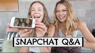 getlinkyoutube.com-SNAPCHAT Q&A | WITH ESSENA ONEILL |