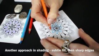 getlinkyoutube.com-One Tangle Mandala - Scallops