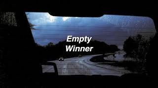Empty by Winner if you're driving in the rain.
