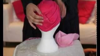 getlinkyoutube.com-Hijab Caps Hijab Tutorial - The Basics