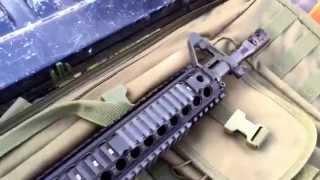 getlinkyoutube.com-PSA Dissipator AR15 Rifle