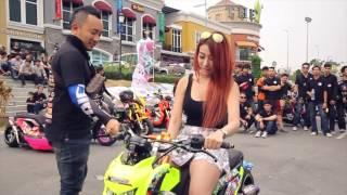 Gu ขับ Zoomer - X Thailand Meeting @ The Walk  21/03/2015