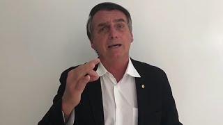 Caluniado pelo jornal Estadão, Bolsonaro manda papo reto ao João Dória após ataque