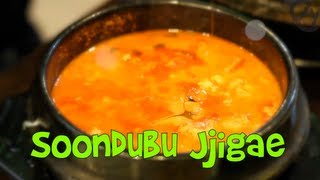 getlinkyoutube.com-Soondubu Jjigae aka Soft Tofu Stew
