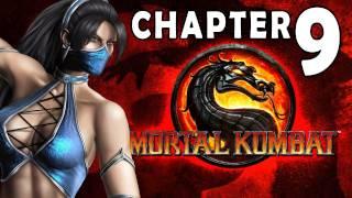 getlinkyoutube.com-Mortal Kombat 9 - Chapter 09: Kitana 1080P Gameplay / Walkthrough