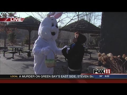 NEW Zoo celebrates Easter
