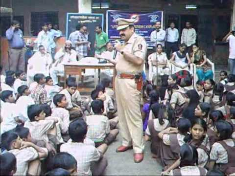 MAHAARATHI : Mumbra Police Anti-Drug Awareness Campaign Day 3
