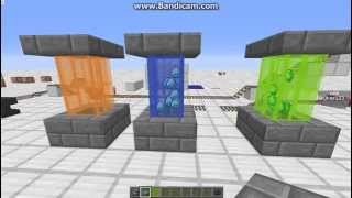 getlinkyoutube.com-lava lamps in vanilla survival minecraft! cool decoration for your house!