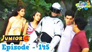 Junior G - Episode 145