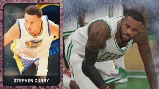 NBA 2K15 PS4 My Team - Pink Diamond Stephen Curry!