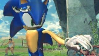 SSFIV AE: Sonic vs Mega Man [1080p] TRUE-HD QUALITY