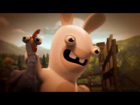 Chicken Fight - Rabbids Invasion (PS4)
