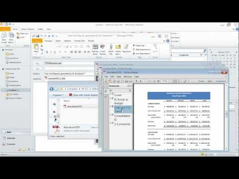 XL Broadcast Merging Excel Files to Create a Consolidated PDF