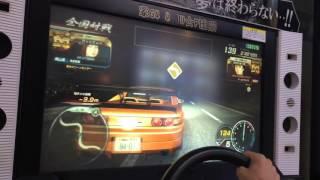 getlinkyoutube.com-頭文字D8 全国対戦 RyoKun 3連戦 vs きりゅう.征天.アフォー